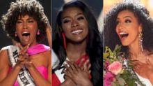 Miss USA, Miss Teen USA y Miss America, tres mujeres negras por primera vez en la historia del concurso