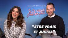 Le couple Inès Reg et Kévin Debonne se raconte dans leur premier film