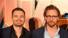 Sebastian Stan Had 'Extreme Concern' for Co-Star Tom Hiddleston When He Dated Taylor Swift