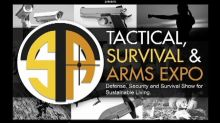 Firearms, survival gears on display in 2018 Tactical and Survival Expo