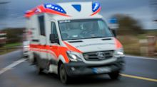 Mainz: Sanitäter während der Fahrt angeschossen