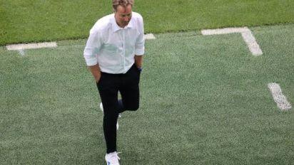 Foot - Euro - DAN - Kasper Hjulmand (Danemark):«Plus facile à gérer d'y retourner et d'en finir»