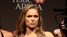 Ronda Rousey schooled by fifth-grader while teaching judo
