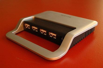 Hands-on with Belkin's Cable-Free USB Hub
