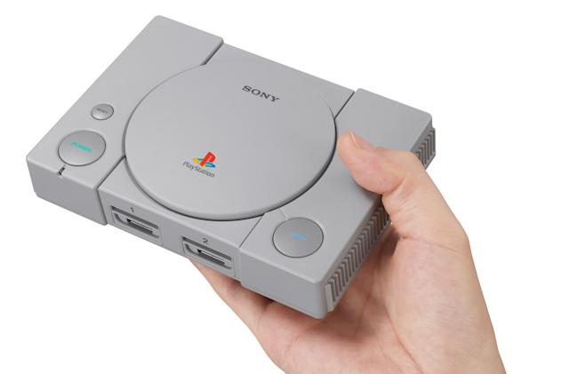 PlayStation Classic's hidden settings are remarkably easy to find