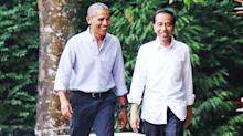 Barack Obama Brought His Glorious Dad Style to Indonesia