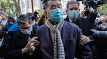 'Freedom of speech is a dangerous job': Hong Kong media mogul Jimmy Lai writes to staff ahead of sentencing