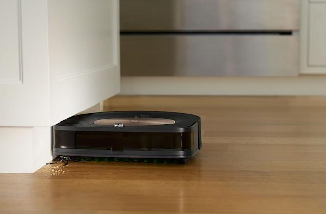 Roomba's premium S9+ robot vacuum is $200 off at Wellbots