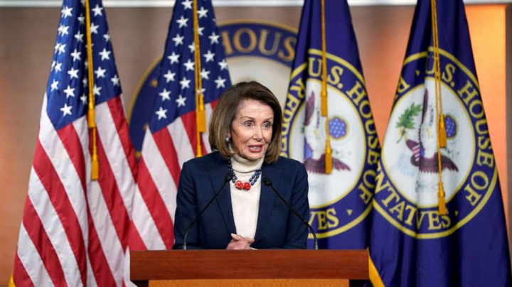 Trump fires back at Pelosi's SOTU delay request