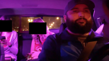 Uber driver suspended for live-streaming videos of his passengers without consent