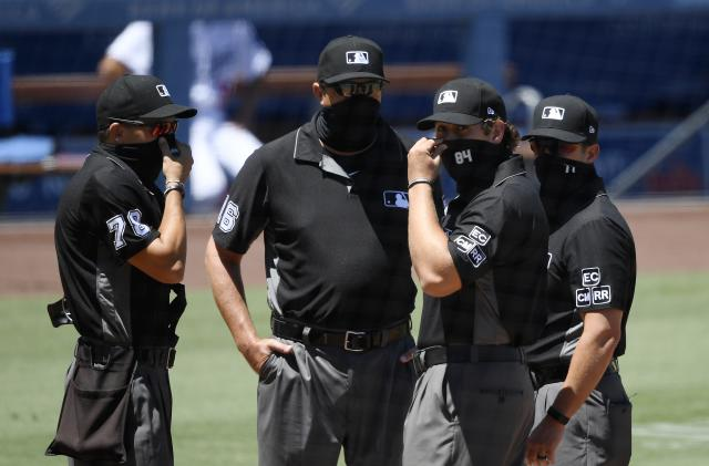 MLB teams could use cameras to detect fans who don't wear masks