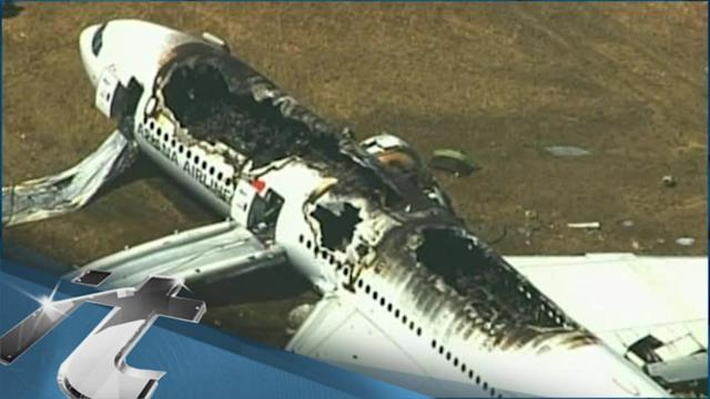 Disaster & Accident Breaking News: San Francisco Plane Accident Leaves Two Dead, 181 Injured!