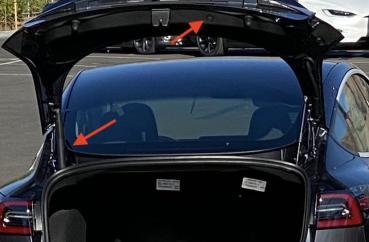 新版 Model 3 電動尾門首次現身!第四季交車的朋友們快來認識它