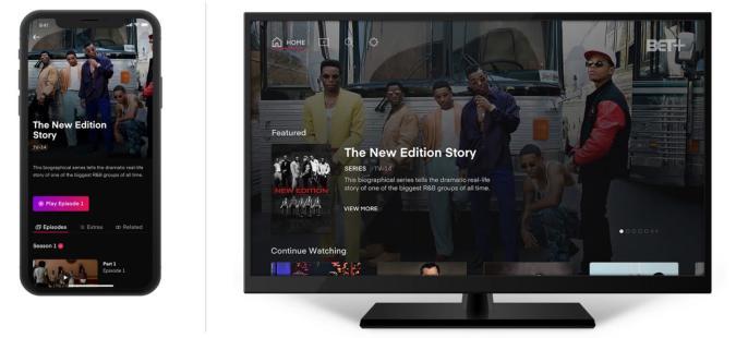 BET Networks/Viacom