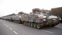Nato-Großmanöver kostet Deutschland 90 Millionen Euro