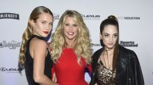 Christie Brinkley Is One Hot Mama