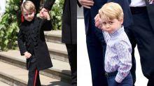 喬治小王子被淘氣表姐 Savannah 欺負?草地玩耍日原來還有這一幕!