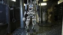 US Navy Scientists Reveal Prototype of Firefighting Robot