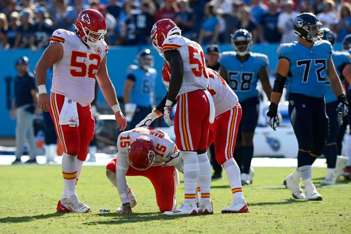 KC Chiefs' flight home after blowout was quiet, but maybe not for reasons you'd expect