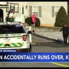 Husband accidentally runs over and kills wife on Valentine's Day
