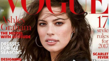 """Brands """"refused to lend clothes"""" for Ashley Graham's Vogue cover shoot"""
