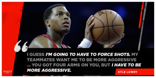 Kyle Lowry, Toronto Raptors, NBA, National Basketball Association