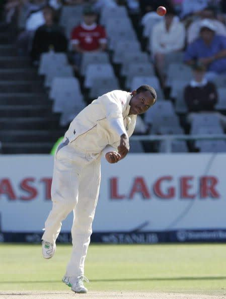 South Africa v West Indies 2nd Test - Day 2