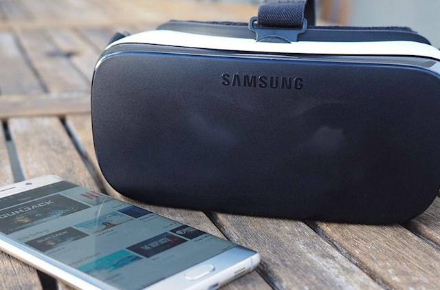 Samsung is encouraging filmmakers to create VR experiences