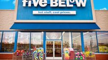 Five Below Spins Its Way to a Beat and Raise