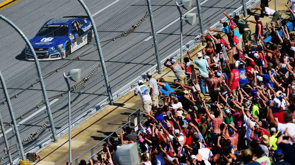 Dale Earnhardt Jr. reveals his motivations for final Talladega race