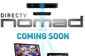 More DirecTV Nomad info uncovered, but details are still fuzzy