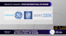 Yahoo Finance's Stock Buyback Hall of Shame
