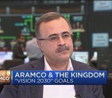 Saudi Aramco CEO: Saudi Arabia's 'Vision 2030' plan
