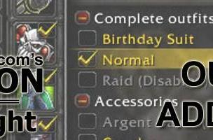 Addon Spotlight: Equipment and outfit addons