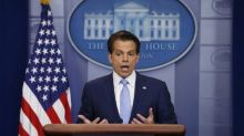 Trump's new hire Scaramucci makes conciliatory debut with media
