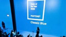 2020 Pantone年度色出爐 「經典藍 Classic Blue」跑出