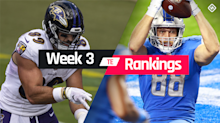 Week 3 Fantasy TE Rankings: Must-starts, sleepers, potential busts at tight end