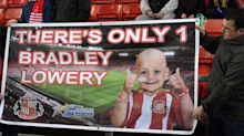 Family's heartbreak after scans reveal mascot Bradley Lowery, 5, has new tumour