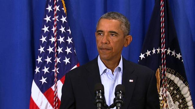 Special Report: Obama says U.S. won't back down in the face of ISIS atrocities