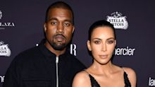 Kanye West Appears in Kardashian Christmas Card Despite Kim Saying It Was Women & Kids Only