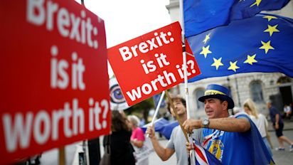 There are 14 key event risk dates until Brexit day