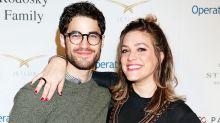 Darren Criss Marries Longtime Love Mia Swier in New Orleans