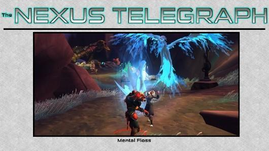 The Nexus Telegraph: Playing a WildStar mind game