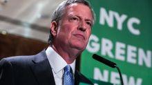 New York Mayor De Blasio Jumps Into Crowded Democratic 2020 Race