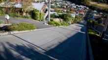 Dunedin rolls with it after losing world's steepest street title