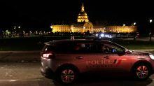 Aux Invalides, la police disperse une fête nocturne rassemblant plusieurs centaines de jeunes