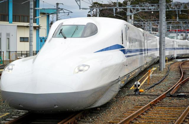 Japan's next-gen bullet train is sleeker and tech-friendly