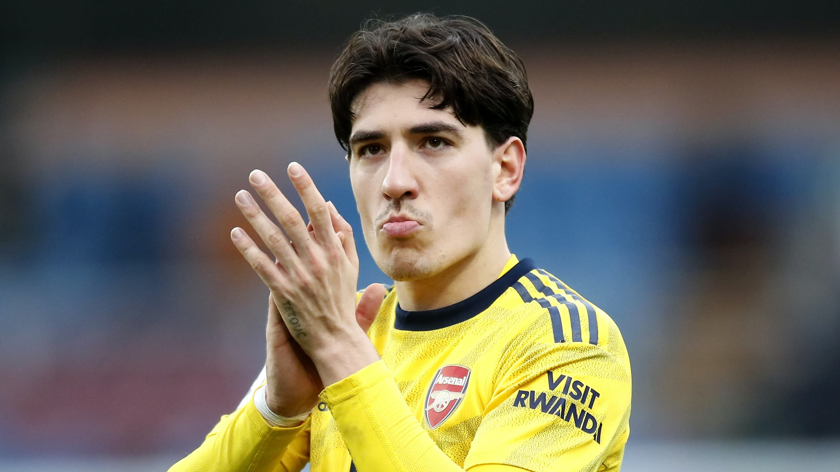 Hectare Bellerin! The defender is gunner get planting – Monday's sporting social