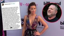 Kate Beckinsale joins list of Harvey Weinstein's accusers
