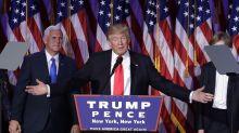 Trump defeats Clinton in 2016 election